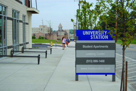 University Station apartmentsopen