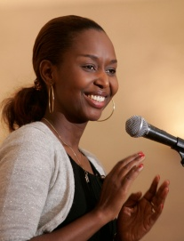 RWANDAN GENOCIDE SURVIVOR SPEAKS AT VIRGINIA CHURCH IN 2006