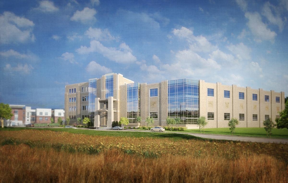 HUB breaks ground Monday