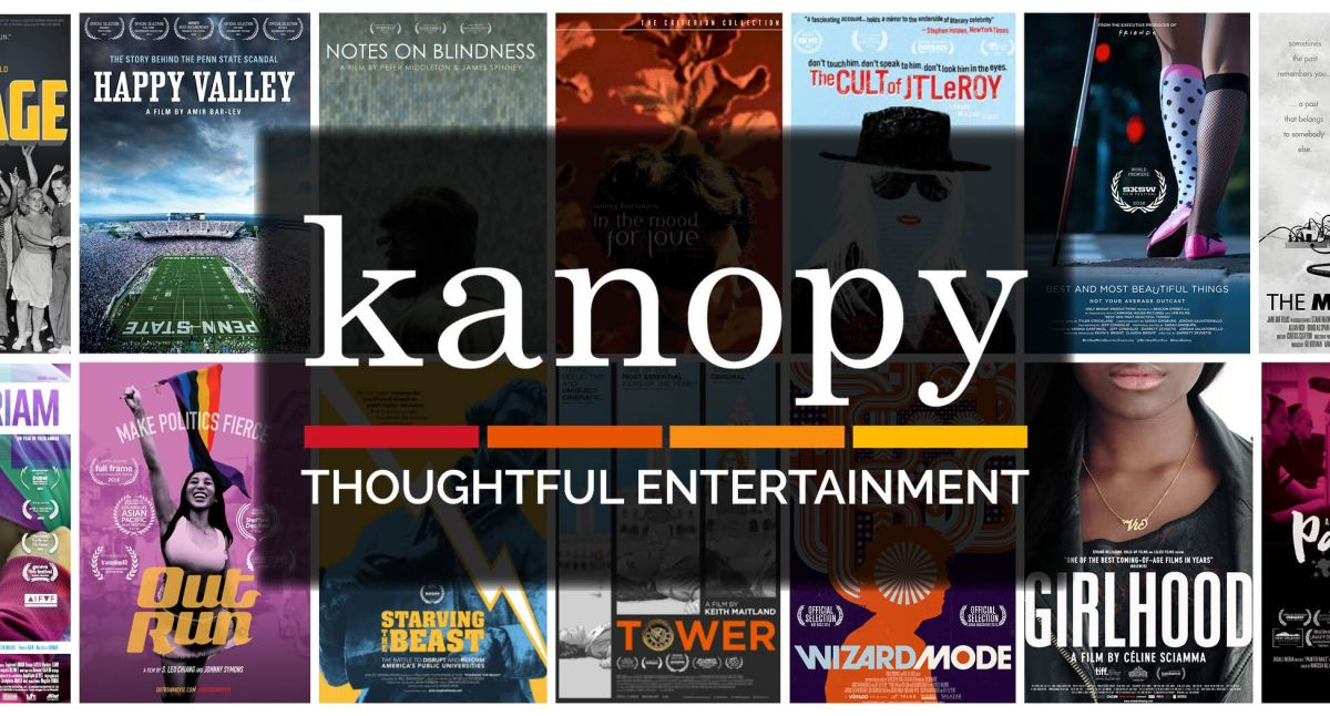 XU library unveils Kanopy system
