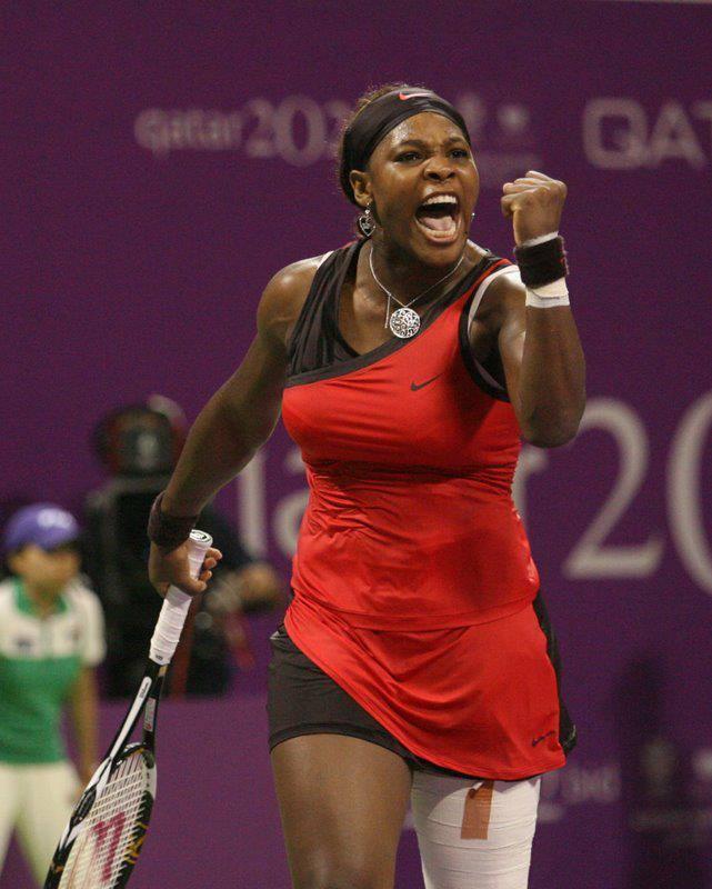 Opinion: Serena defies odds in sportsstandards