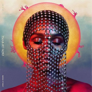 Janelle Monae Album Cover Photo