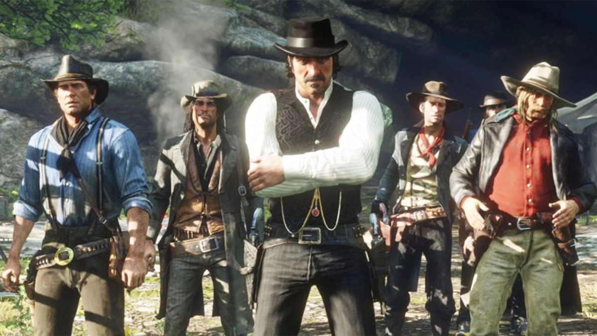 Red Dead Redemption 2 seizes  the reins of the video game world