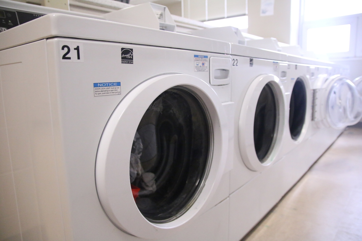 Laundry fee washes swipes away